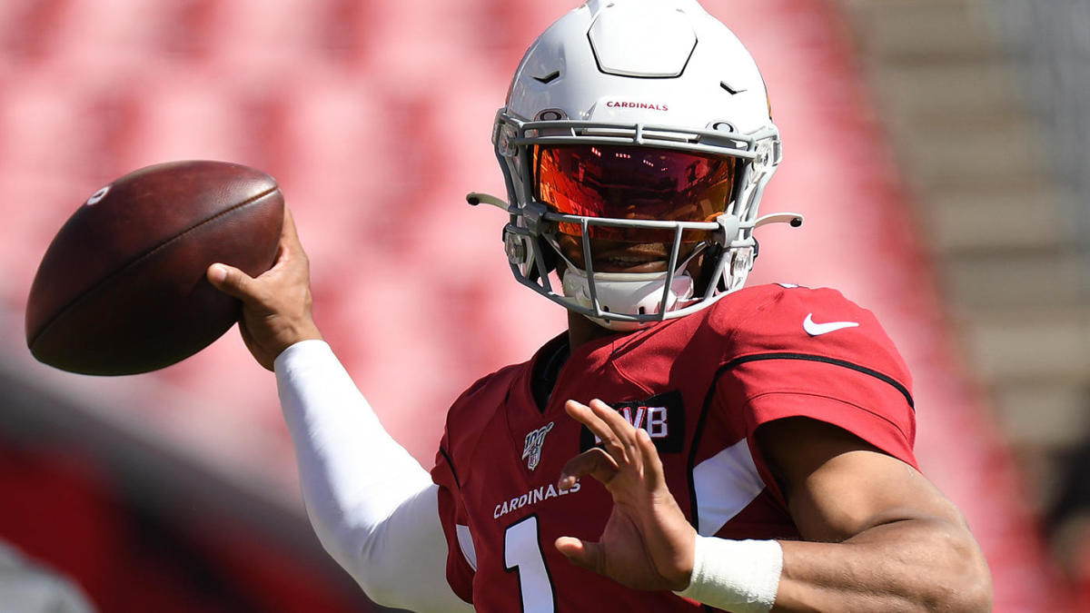 Kyler Murray looks to pass to his new favorite weapon, DeAndre Hopkins. Check TimsFantasyTips to see how he stacks up against the leagues top QB's in week four.