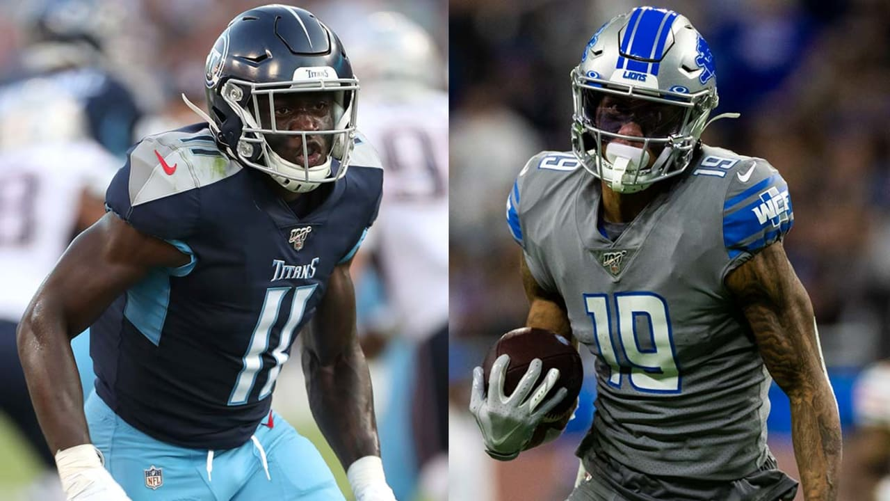 ​AJ Brown and Kenny Golladay led all NFL WR's in fantasy points per touch last season. But one is being drafted too high, while one is being massively undervalued. Read the blog on Tim's Fantasy Tips to find out which is which.